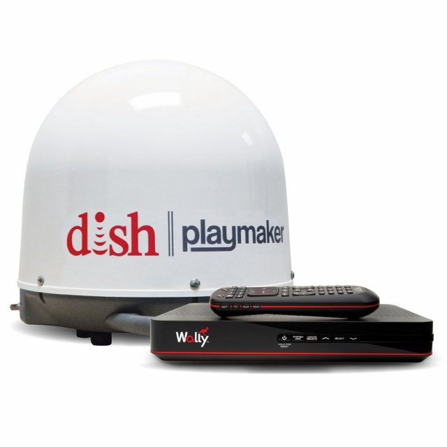 DISH Playmaker Wally Receiver