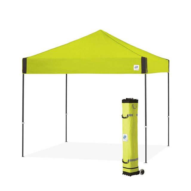 E-Z UP Pyramid Instant Shelter Canopy Tent