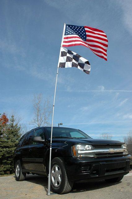 Flagpole To Go