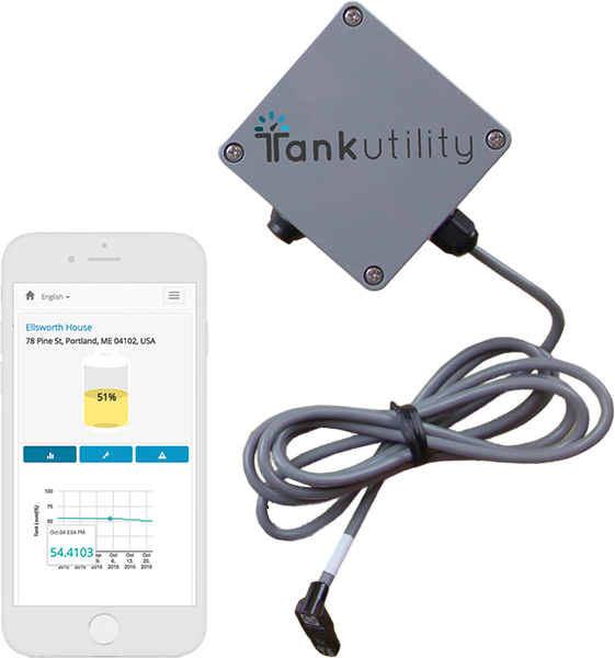 Tankutility Propane Tank Monitor and App