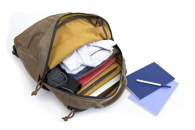 Bolt Backpack overnight bag