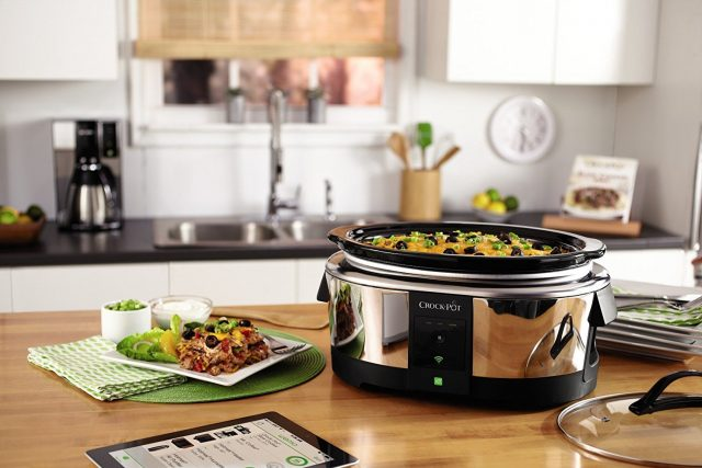 Crock-Pot Wemo Smart Slow Cooker