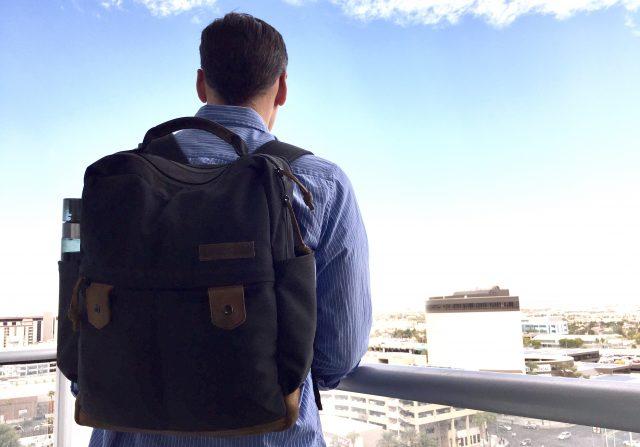 My Bolt Backpack in Las Vegas