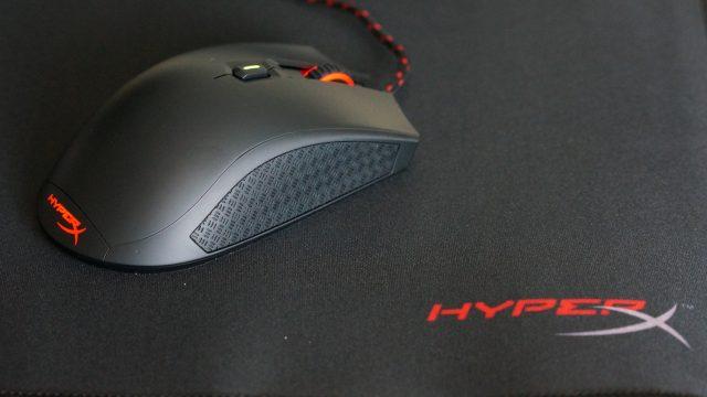 hyperx pulsefire mouse