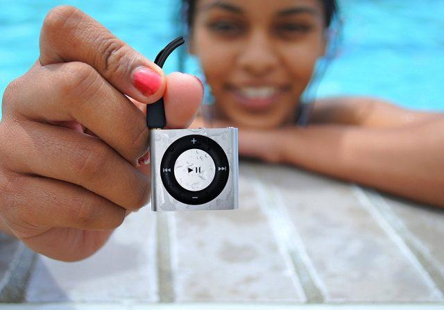 waterproof iPod Shuffle