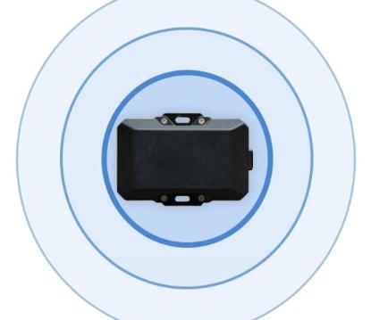 Verizon Connect Reveal GPS tracking unit