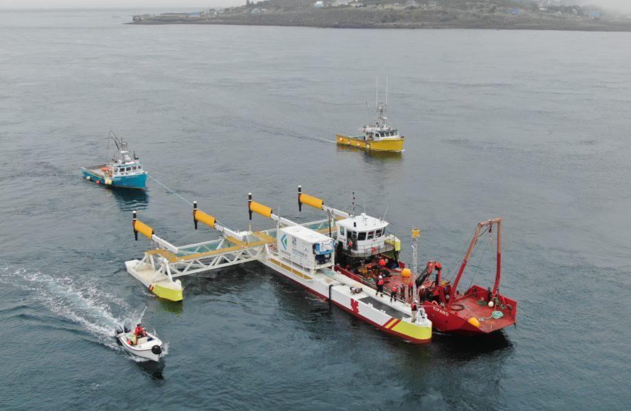 1 Brtp Plat I Installation Flotilla