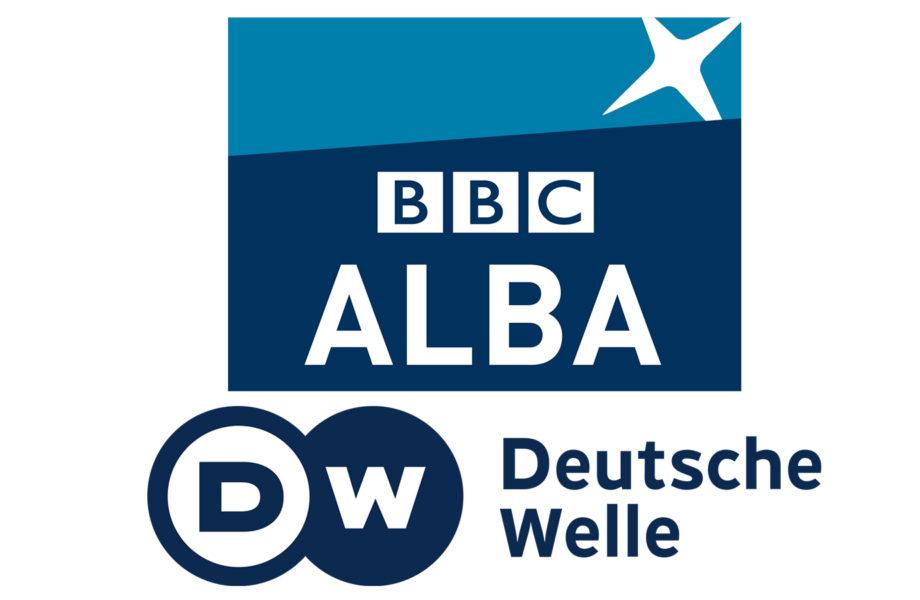 Bbc Dw Logos