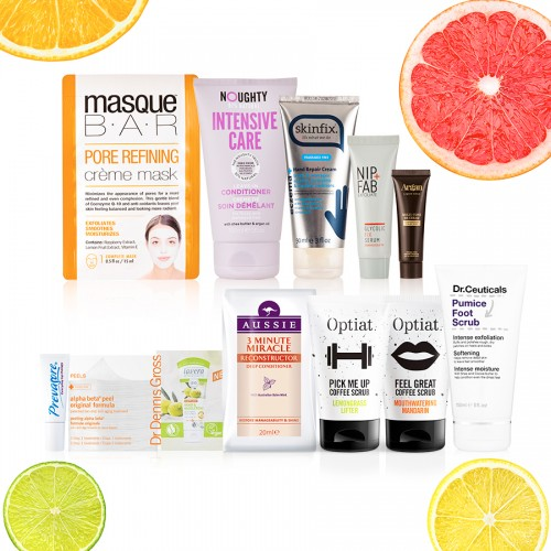 You Beauty Monthly Discovery Box January 17
