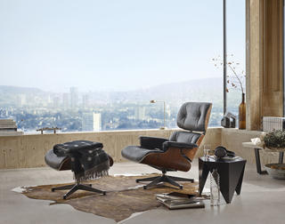 Lounge Chair de Charles y Ray Eames, Vitra
