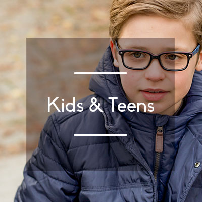 Kids and Teens Glasses