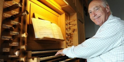 New Music for Organ with Dr Roger B. Williams, M.B.E