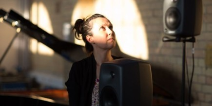 Reeds, keys and electronics with Kate Halsall (keyboards and electronics)