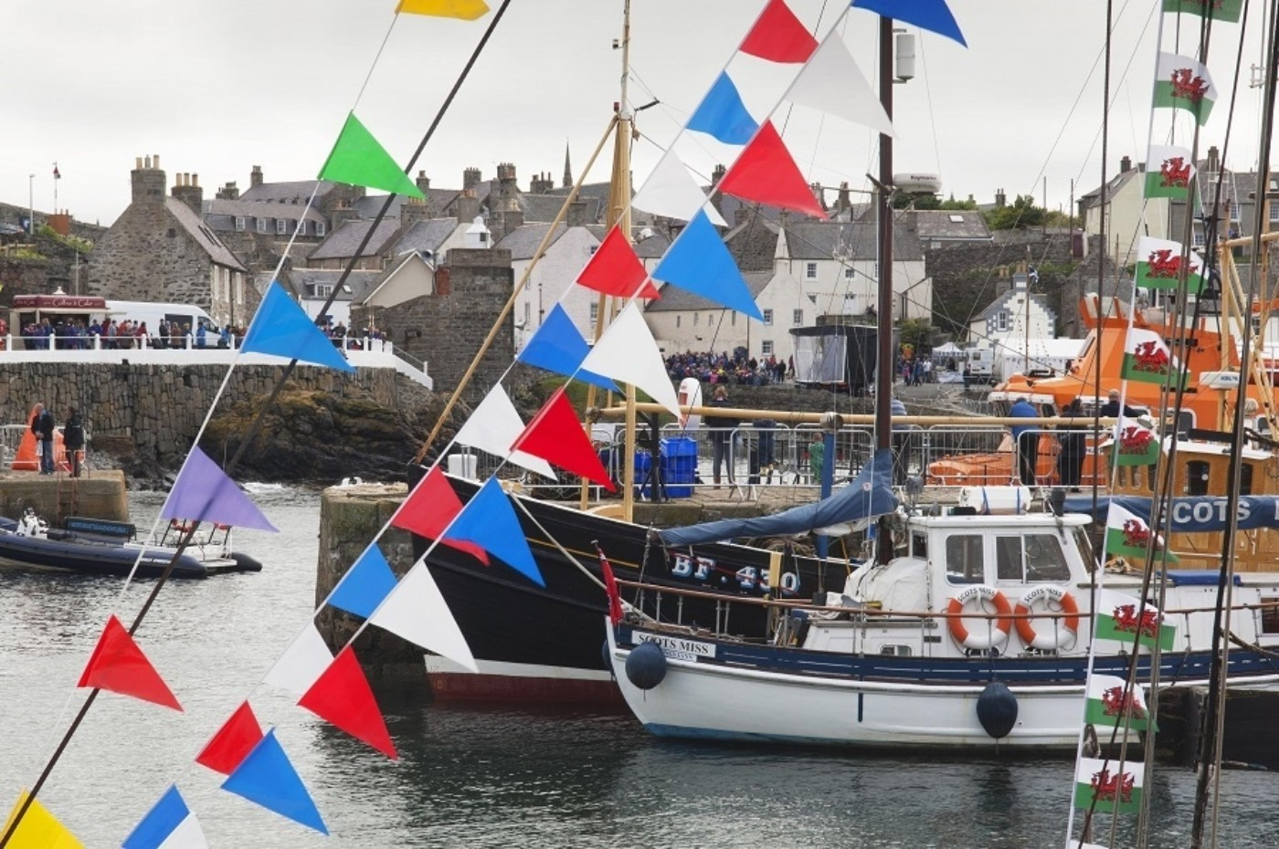 Scottish Traditional Boat Festival - Aberdeen Festivals