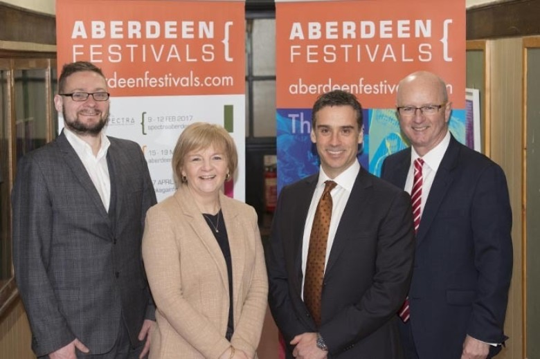 Major new partnership announced between festivals group and Nexen