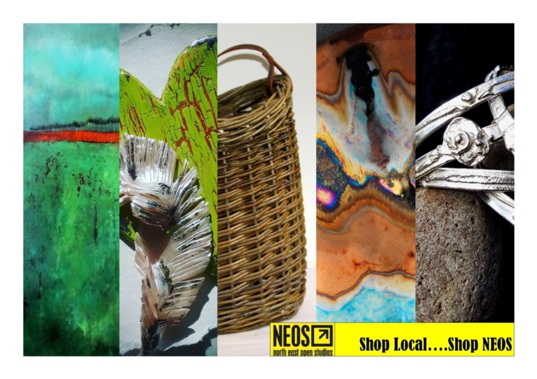 NEOS - supporting the artists and makers all year round