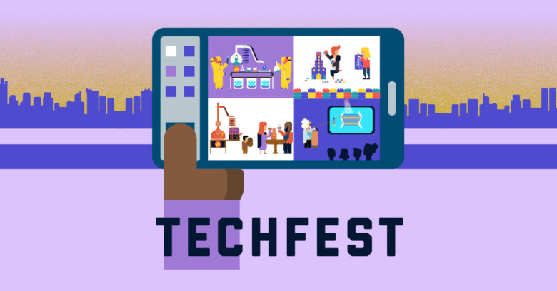 Win tickets to TechFest