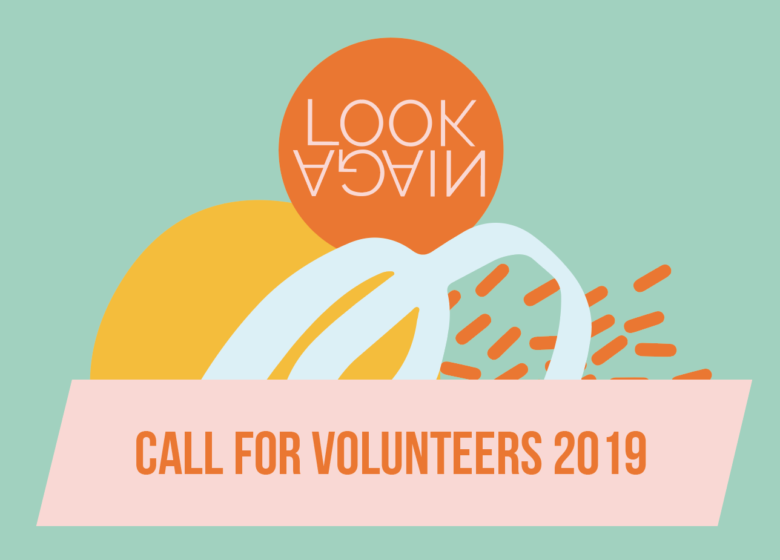 Volunteer at Look Again 2019