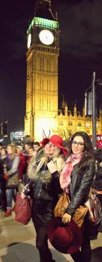 Un séjour à Londres organisé par le Bureau des Étudiants d'Élysées Alternance