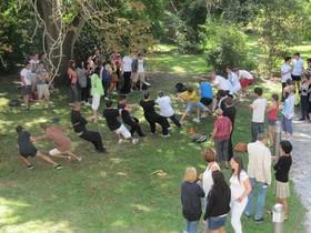 La journée d'intégration des nouveaux étudiants en BTS à La Raque