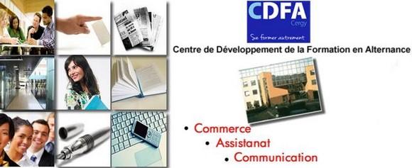Le CDFA Cergy
