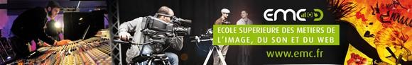 EMC - École supérieure des métiers de l'image, du son et du multimédia