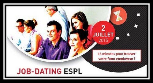 Job dating nantes 2013
