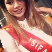 Marina N'Guyen ancienne étudiante à l'ISIFA
