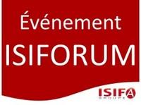 ISIFORUM du Groupe ISIFA - Samedi 12 septembre
