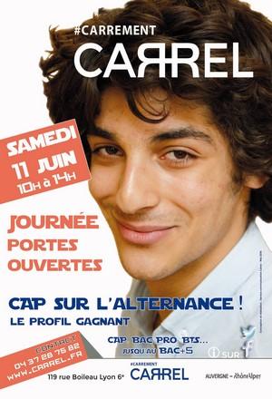 CARREL vous ouvre ses portes Samedi 30 avril de 10h à 14h