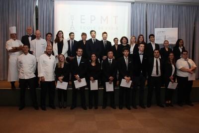 EPMT - Diplomés 2016