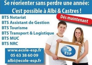 ESP Albi-Castres