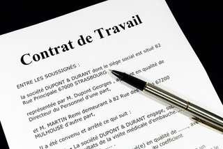 Les Contrats De Travail Cdi Cdd Ctt