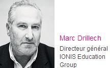 Marc Drillech, Directeur Général de IONIS Education Group