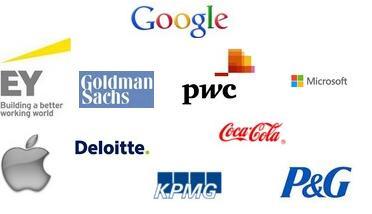 Les entreprises les plus attractives pour les diplômés d'écoles de commerce