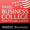 PARIS BUSINESS COLLEGE - INSEEC Bachelor