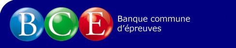 Le Concours BCE 2013 en chiffres