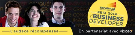 Remise du Prix du Business Developer et présentation des résultats de l'enquête sur le profil Business Developers