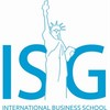 ISG, International Business School