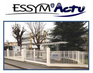Newsletter de Mars l'ESSYM