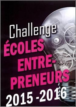 Challenge Ecoles Entrepreneurs