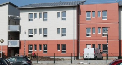 La nouvelle résidence étudiante de l'ESSYM