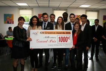 4ème édition des ICN Creative Awards
