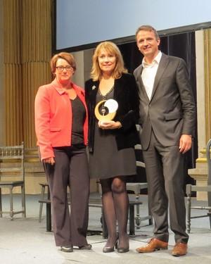 L'IPAG remporte la deuxième édition des Trophées de l'économie circulaire 2015, catégorie « Enseignement »