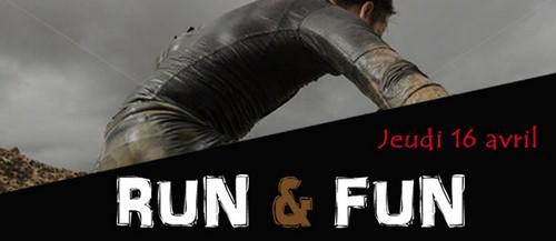 La Run & Fun de l'ISCID-CO