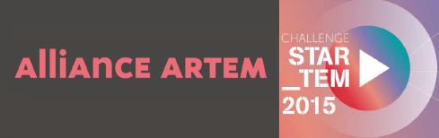 Allaince ARTEM _ Challenge Startem 2015