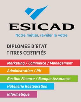 ESICAD : École Supérieure Privée de Commerce et de Gestion