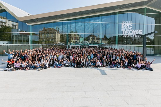Bachelor Business Administration - ESC Troyes : BBA - ESC Troyes
