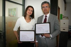 Lauréats du Prix de l'innovation ICN
