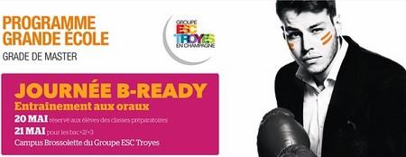 Groupe ESC Troyes - Ouverture à Paris en septembre 2016